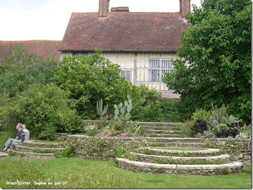 Le jardin, c\'est tout !: Des escaliers ...