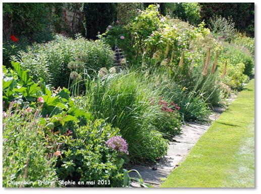 Le Jardin C Est Tout Des Bordures A L Anglaise