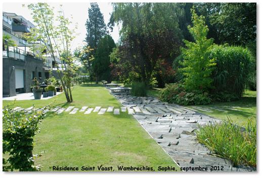 Le jardin c 39 est tout les victoires du paysages for Amenagement jardin en longueur