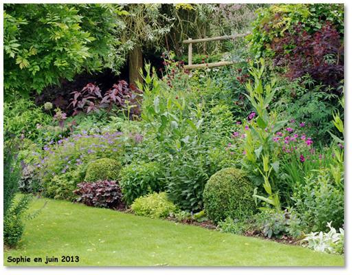Beautiful Fleurs De Jardin Mi Ombre Gallery - House Design ...