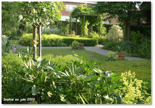 Le jardin c 39 est tout blanc for Tout petit jardin