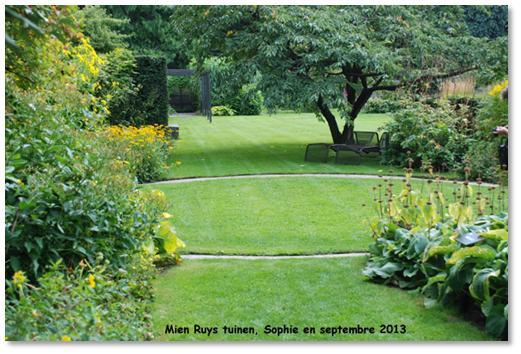 le jardin c 39 est tout le cercle jaune de mien ruys. Black Bedroom Furniture Sets. Home Design Ideas