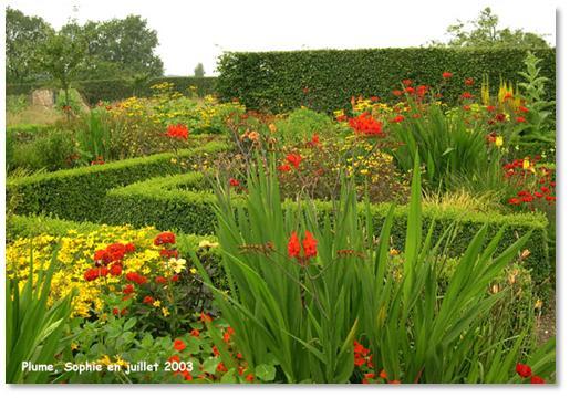 Le jardin c 39 est tout sc nes d 39 t for Le jardin plume 76
