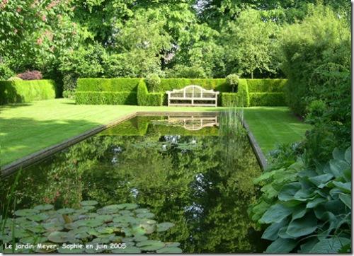 bassin du jardin meyer
