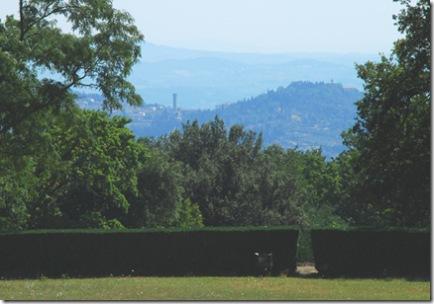 fiesole vue du parc demidoff
