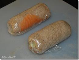 rouleaux saumon