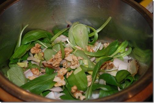 salade de chicons